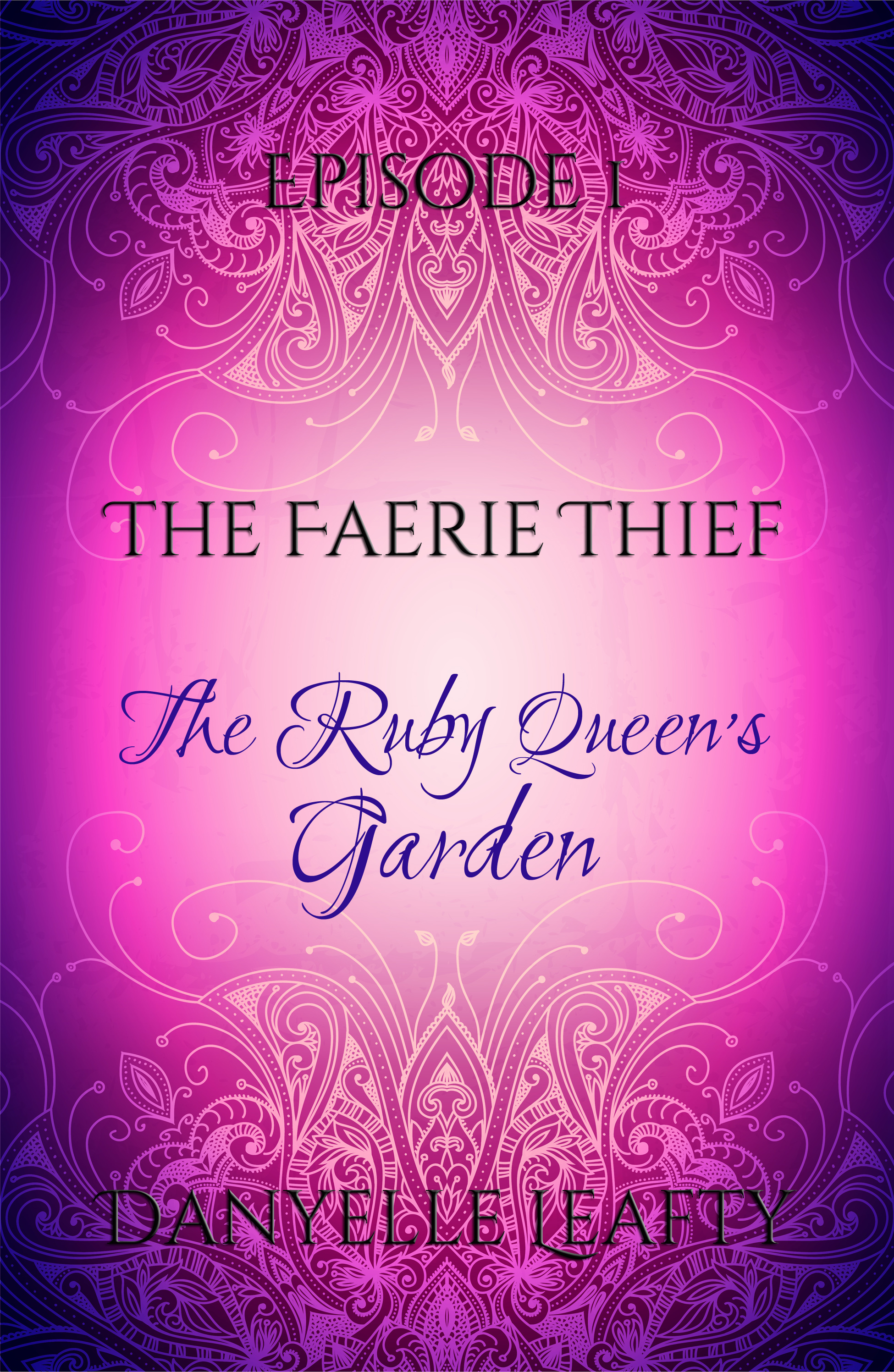 The Ruby Queen's Garden